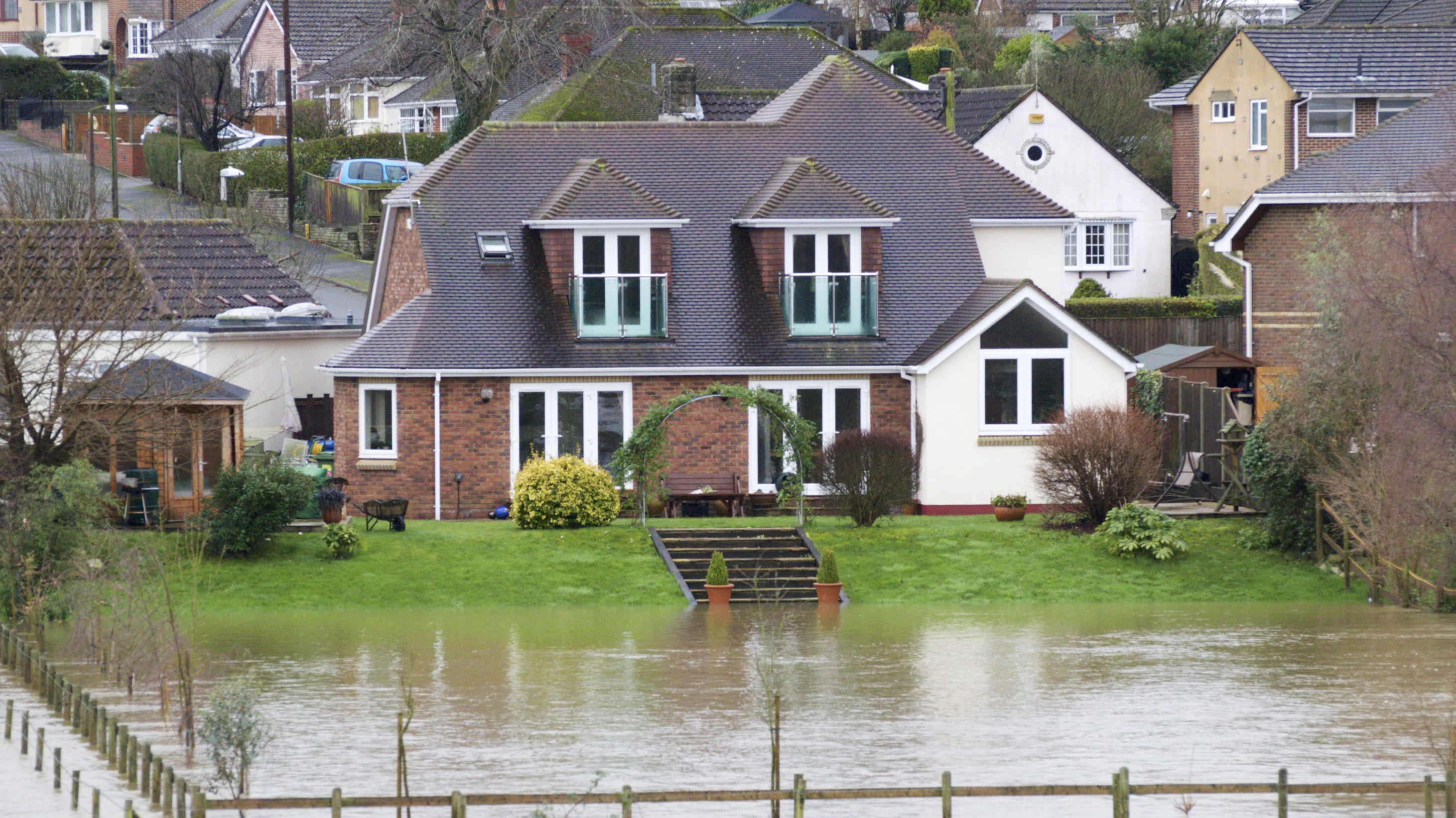npower has cut standing charges for customers affected by recent flooding