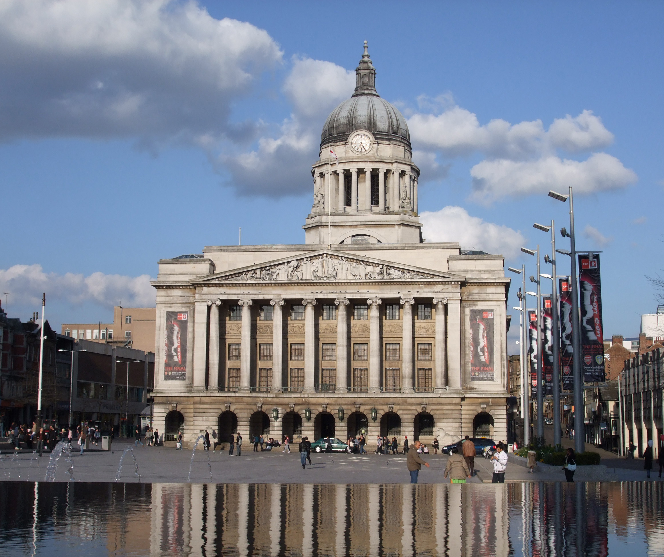 Nottingham City Council is planning to create its own energy company